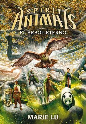 EL ARBOL ETERNO SPIRIT ANIMALS