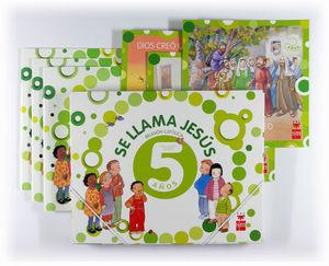 RELIGION SE LLAMA JESUS 5 AÑOS