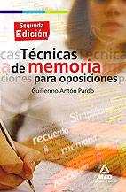 TECNICAS DE MEMORIA PARA OPOSICIONES 2ª ED.
