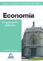 ECONOMIA PROGRAMACION DIDACTICA PROFESORES SECUNDARIA
