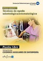 TECNICAS AYUDA ODONTOLOGICA ESTOMATOLOGICA MODULO FORMATIVO V