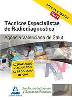 TECNICOS ESPECIALISTAS DE RADIODIAGNOSTICO 2011