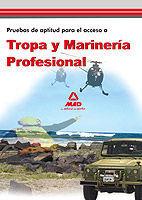 PRUEBAS APTITUD TROPA Y MARINERIA PROFESIONAL ED. 2012