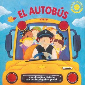EL AUTOBUS BOTON MAGICO