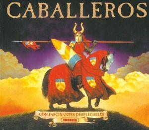 CABALLEROS.  CON FASCINANTES DEPLEGABLES