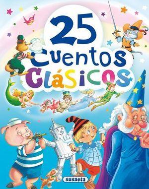 25 CUENTOS CLASICOS