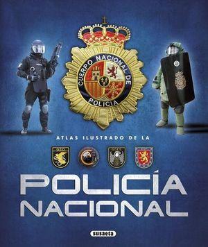 ATLAS ILUSTRADO DE LA POLICIA NACIONAL