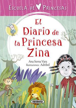 PRINCESA ZINA DIARIO DE