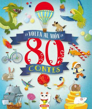 LA VOLTA AL MON EN 80 CONTES
