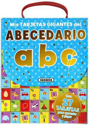 MIS TARJETAS GIGANTES DEL ABECEDARIO ABC