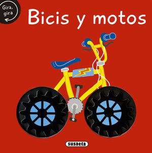 BICIS Y MOTOS, GIRA, GIRA