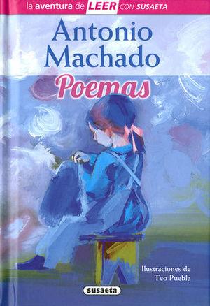 ANTONIO MACHADO POEMAS