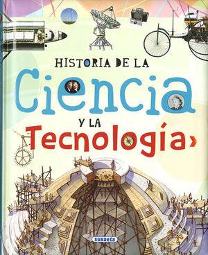 HISTORIA DE LA CIENCIA Y LA TECNOLOGIA