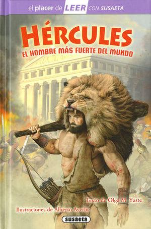 HERCULES, EL HOMBRE MAS FYERTE DEL MUNDO