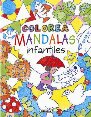 COLOREA MANDALAS INFANTILES 1