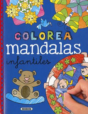 COLOREA MANDALAS INFANTILES 2