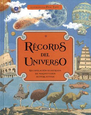 RECORD DEL UNIVERSO