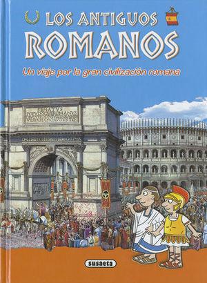 LOS ANTIGUOS ROMANOS.