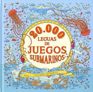 20.000 LEGUAS DE JUEGOS SUBMARINOS.
