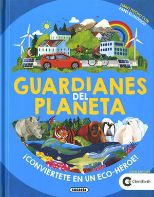 GUARDIANES DEL PLANETA