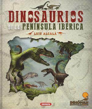 DINOSAURIOS DE LA PENINSULA IBERICA