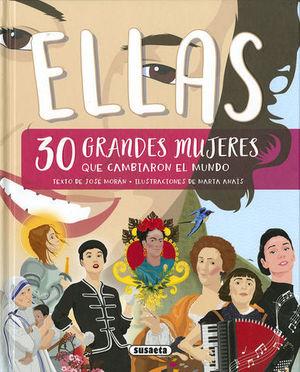 ELLAS, 30 GRANDES MUJERES