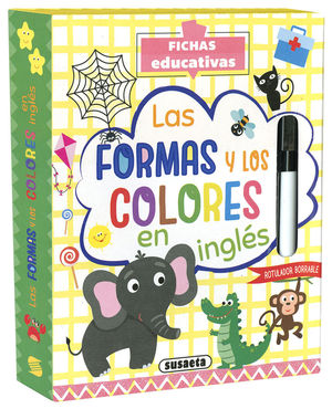 LAS FORMAS Y LOS COLORES EN INGLES