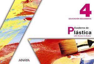 PLASTICA CUADERNO 4º ESO ED. 2012