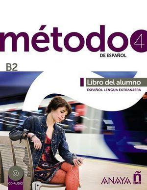 METODO DE ESPAÑOL 4 LIBRO DEL ALUMNO