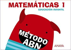 PACK MATEMATICAS ABN NIVEL 1 ED. 2016