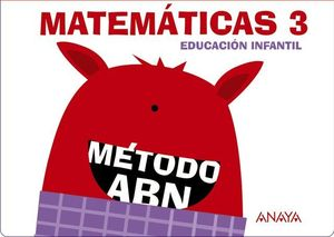 PACK MATEMATICAS ABN NIVEL 3 ED. 2016
