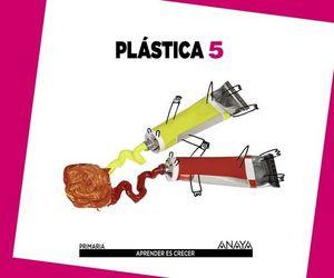 PLASTICA 5ª EP APRENDER ES CRECER ED. 2014
