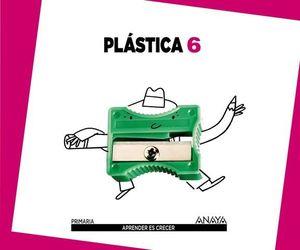PLASTICA 6º EP APRENDER ES CRECER ED. 2015