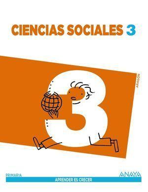 CIENCIAS SOCIALES 3º PRIMARIA APRENDER ES CRECER