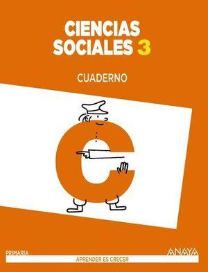 CUADERNO CIENCIAS SOCIALES 3º PRIMARIA APRENDER ES CRECER