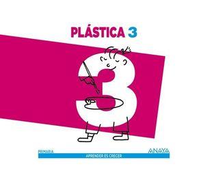 PLASTICA 3º EP APRENDER ES CRECER ED. 2014