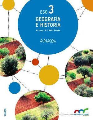 GEOGRAFIA E HISTORIA 3º ESO ED. 2015