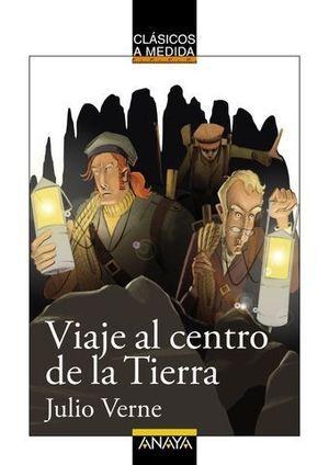 VIAJE AL CENTRO DE LA TIERRA CLASICOS A MEDIDA