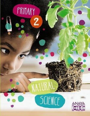 NATURAL SCIENCE 2º EP APRENDER ES CRECER ED. 2015