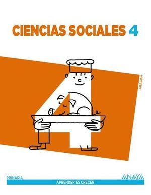 CIENCIAS SOCIALES 4º EP APRENDER ES CRECER ED. 2015