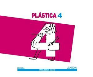 PLASTICA 4º EP APRENDER ES CRECER ED. 2015