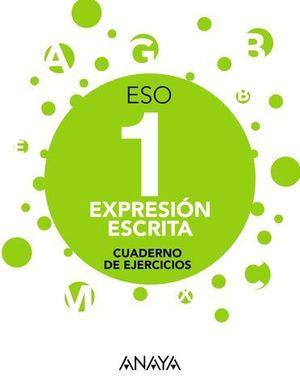 EXPRESION ESCRITA 1º ESO