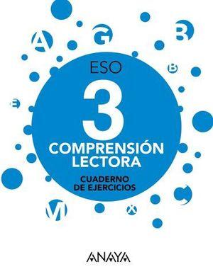 COMPRENSION LECTORA 3º ESO