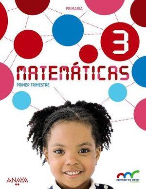 MATEMATICAS 3º EP ( GALICIA )