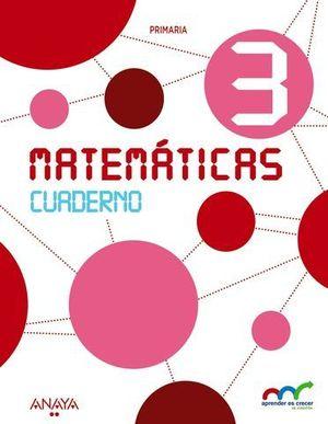 MATEMATICAS 3º EP CUADERNO ( GALICIA )
