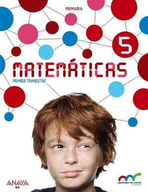 MATEMATICAS 5º EP GALICIA