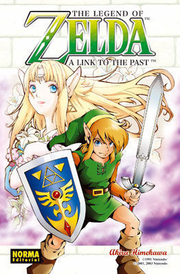 THE LEGEND OF ZELDA Nº 4