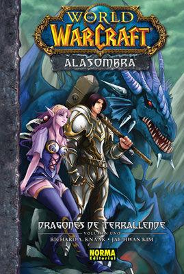 ALA SOMBRA DRAGONES DE TERRALLENNE VOLUMEN 1