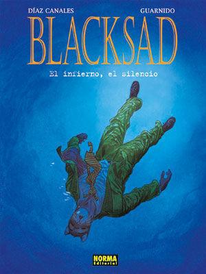 BLACKSAD EL INFIERNO,EL SILENCIO