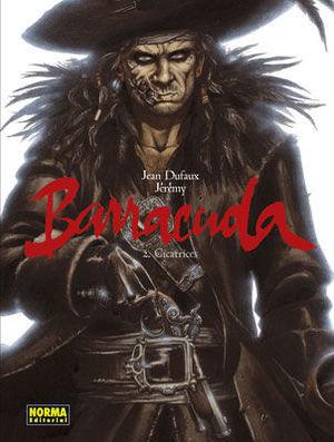 BARRACUDA 2 CICATRICES